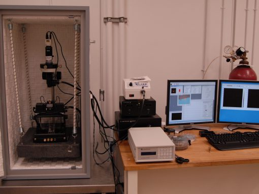 Atomic Force Microscope (Agilent 5500)