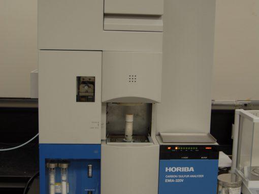 Carbon Sulpher Analyzer (Horiba EMIA 320V)