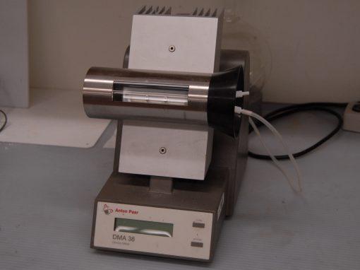 Density Meter (Anton Parr DMA 38)