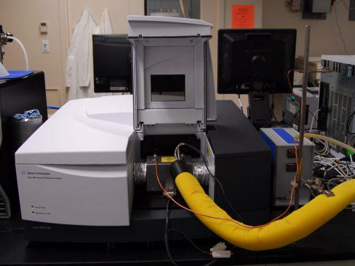 FTIR Spectrometer (Agilent Cary 670)