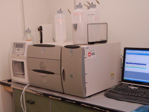 IC (Dionex ICS-3000)