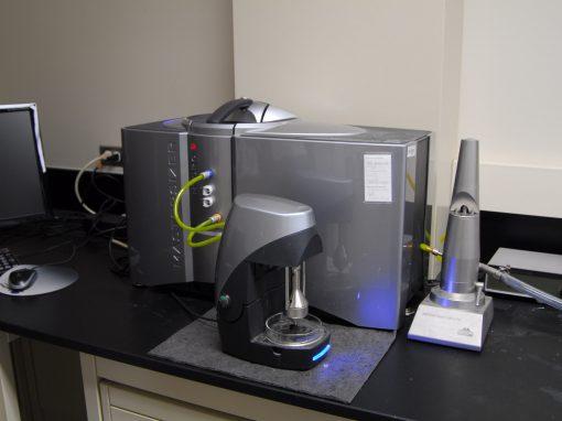 Laser Particle Sizer (Malvern Mastersizer 3000)