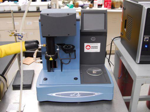 Thermo Gravimetric Analyzer (TA instruments Q-500)