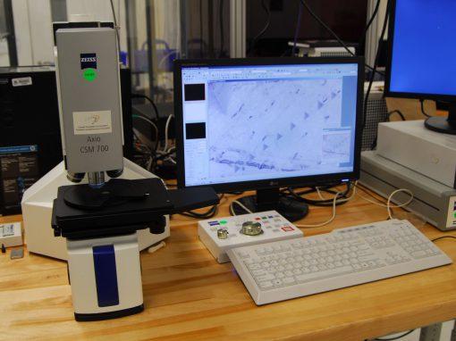 White Light Scanning Confocal System
