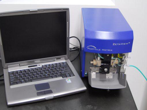 ZetaView PMX 100 (Particle Metrix GmbH)